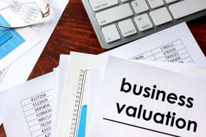 Parker Business Consulting Corporate Valuation 1