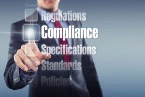 Parker Business compliance